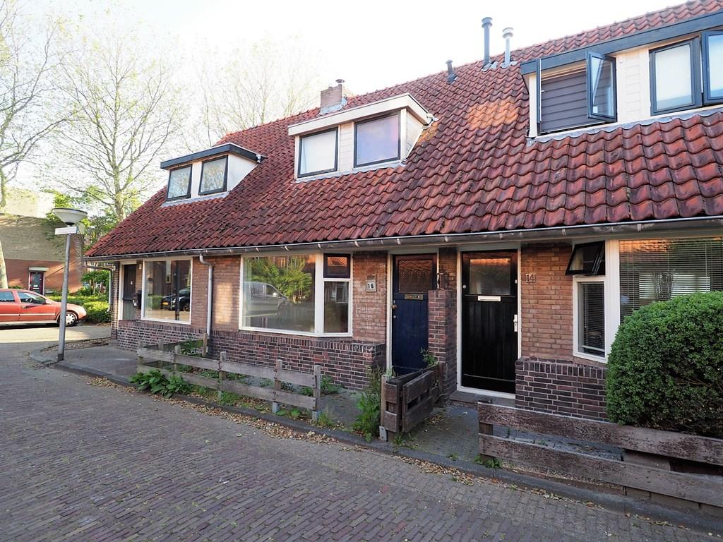 Leeuwarden, van der Wielenstraat 16
