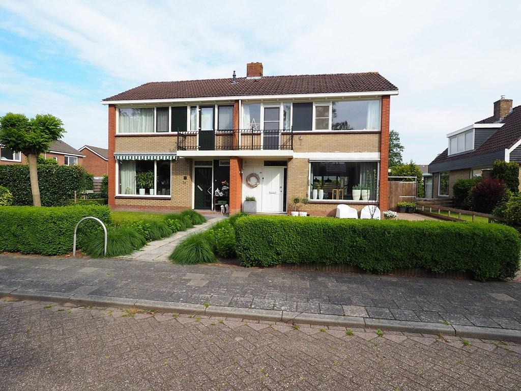 Balk, Herman Gorterstraat 20